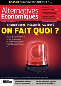 Alternatives économiques 2013/11