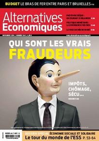 Alternatives économiques 2014/11
