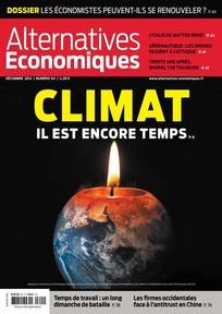 Alternatives économiques 2014/12