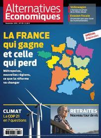 Alternatives économiques 2015/11