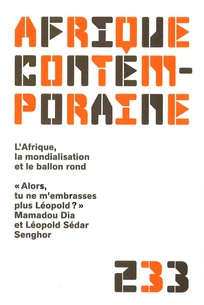 Afrique contemporaine 2010/1