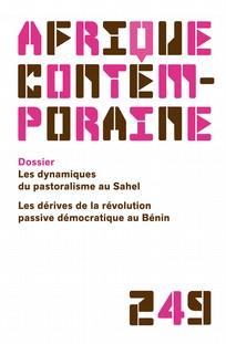 Afrique contemporaine 2014/1