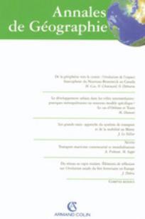 Annales de géographie 2009/5