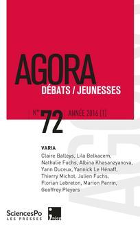 Agora débats/jeunesses 2016/1