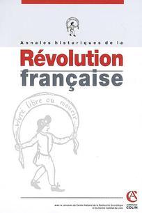 Annales historiques de la Révolution française 2011/1