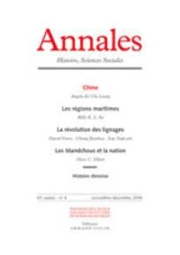 Annales. Histoire, Sciences Sociales 2006/6