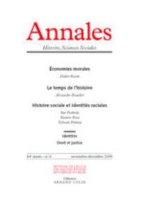 Annales. Histoire, Sciences Sociales 2009/6