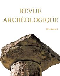 Revue archéologique 2013/1