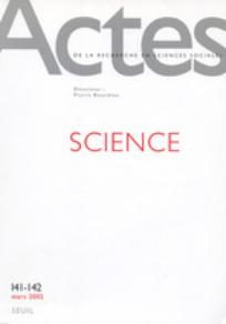 Actes de la recherche en sciences sociales 2002/1