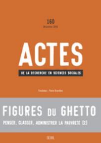 Actes de la recherche en sciences sociales 2005/5