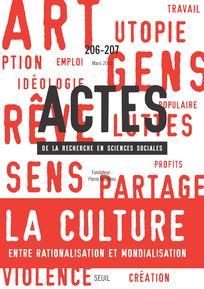 Actes de la recherche en sciences sociales