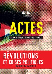 Actes de la recherche en sciences sociales 2016/1