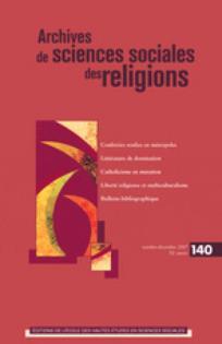 couverture de ASSR_140