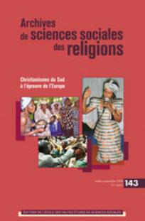Archives de sciences sociales des religions 2008/3