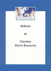Bulletin de l'Institut Pierre Renouvin 2010/1