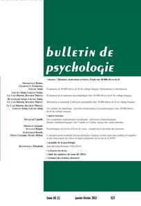 alain lieury psychologie cognitive pdf