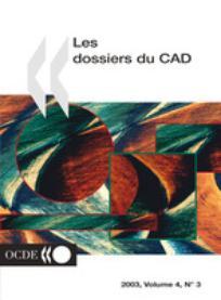 Revue de l'OCDE sur le développement 2003/3
