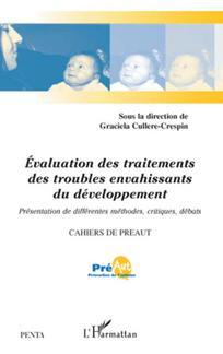 Application du protocole PREAUT à une cohorte d'enfants ayant un syndrome de West