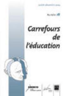Carrefours de l'éducation 2004/2