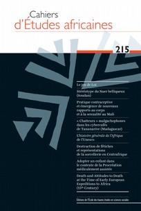 couverture de CEA_215