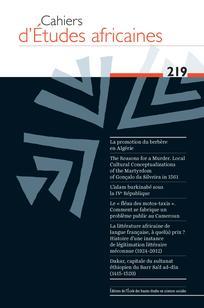 couverture de CEA_219