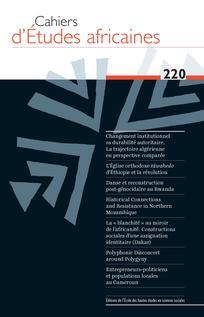 couverture de CEA_220