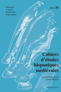 Cahiers d'études hispaniques médiévales