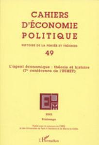 Cahiers d'économie Politique / Papers in Political Economy 2005/2
