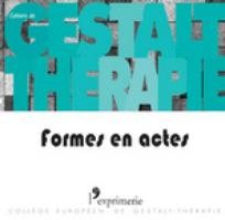 Cahiers de Gestalt-thérapie 2007/1