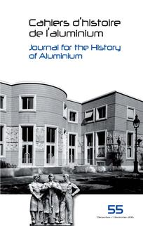Cahiers d'histoire de l'aluminium