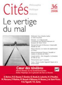 Cités 2008/4