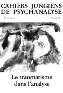 Cahiers jungiens de psychanalyse 2006/3