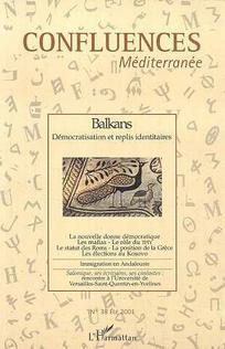 Confluences Méditerranée 2001/3