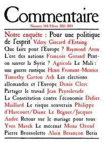 Commentaire 2013/4