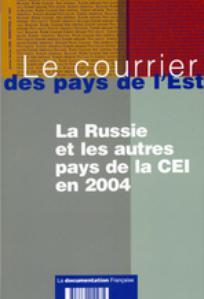 Le Courrier des pays de l'Est 2005/1