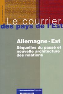 Le Courrier des pays de l'Est 2005/3