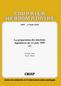 couverture de La préparation des élections législatives du 13 juin 1999 (II)