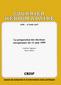 couverture de La préparation des élections européennes du 13 juin 1999