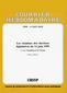 couverture de Les résultats des élections législatives du 13 juin 1999