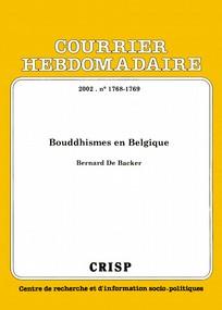 Courrier hebdomadaire du CRISP 2002/23
