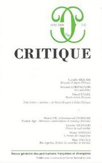 couverture de CRITI_718
