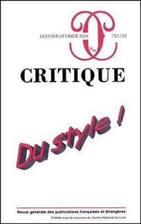 Critique 2010/1