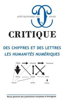 Critique 2015/8