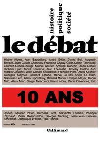 Le Débat 1990/3