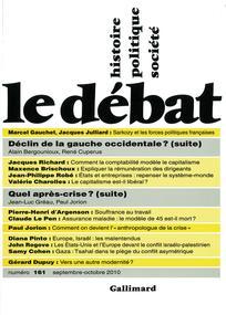 Le Débat 2010/4