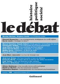 Le Débat 2011/4