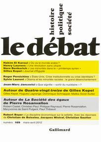 Le Débat 2012/2