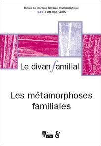 Le Divan familial 2005/1