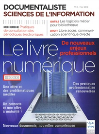 Documentaliste-Sciences de l'Information 2010/2