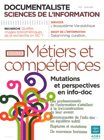 Documentaliste-Sciences de l'Information 2011/2